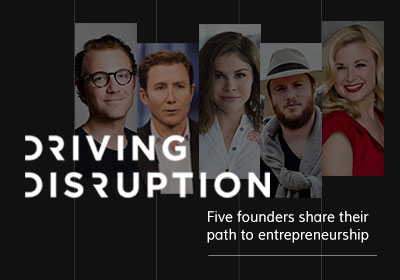 Driving Disruption