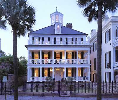 Landmark charleston mansion for Home goods charleston sc