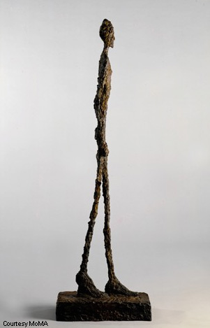 the life and works of alberto giacometti Alberto giacometti 1901–1966 much of giacometti's work of this time reflects a where he lived for rest of his life awarded.