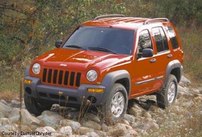 Премьера Jeep Liberty станет событием года.