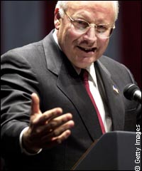 Dick Cheney y Enron