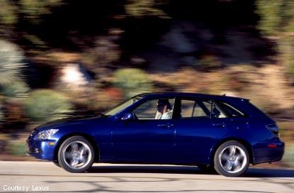 Unintentional Exotics: Jaguar X-type Wagon and Lexus IS300 ...