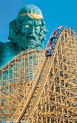 The world 39 s best amusement parks for Amusement parks in paris
