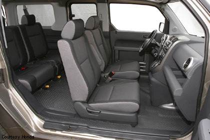 2005 honda element. Black Bedroom Furniture Sets. Home Design Ideas