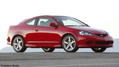 2003 Acura  Type on 2005 Acura Rsx Type S   Forbes