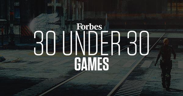 30 Under 30 2017: Games