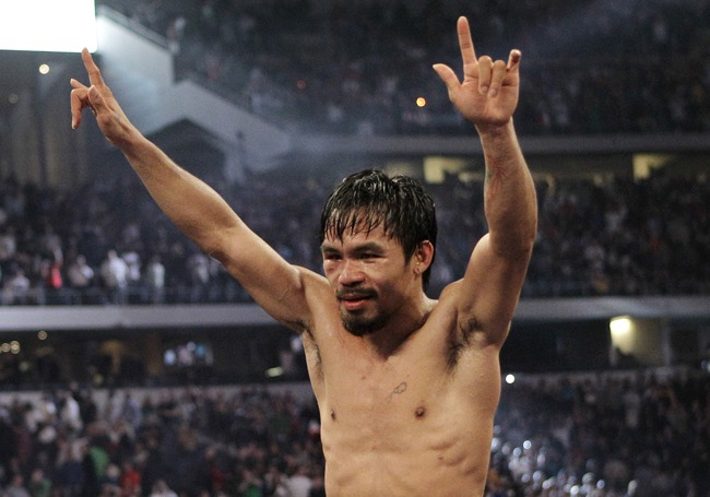 Manny Pacquiao: By the Numbers
