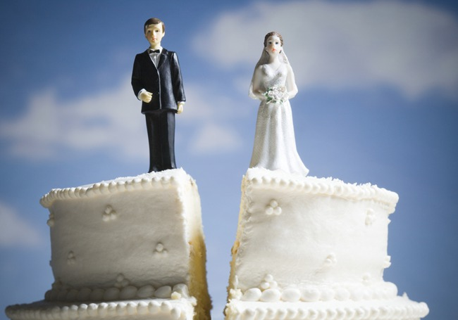 Can you start dating after filing divorce