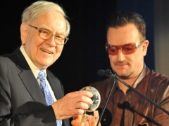 Bono's Ode To Warren Buffet