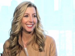 Spanx Billionaire Sara Blakely On Giving Her Fortune Away