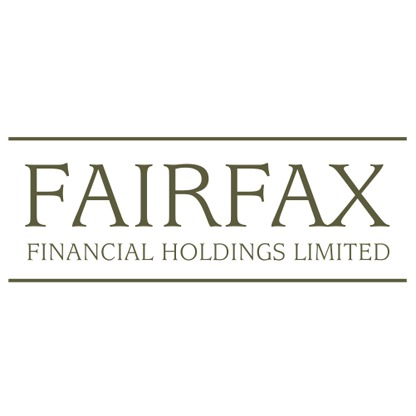 Fairfax Financial on the Forbes Global 2000 List