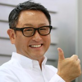 Akio Toyoda