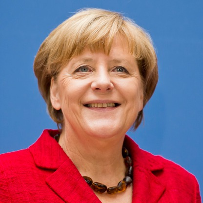 El suicidio de Angela Merkel conmociona Alemania