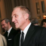 Francois Pinault & family