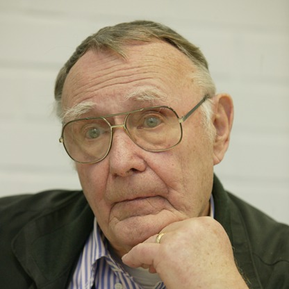 all about ingvar kamprad Furniture for all: ikea founder ingvar kamprad dies at 91 : jim rodford, kinks and zombies bassist, dies at 76 (london) — former kinks bassist jim.