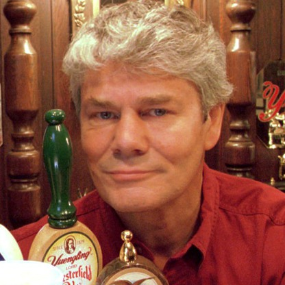 Yuengling Beer CEO Dick Yuengling supports right-to-work laws for Pennsylvania.
