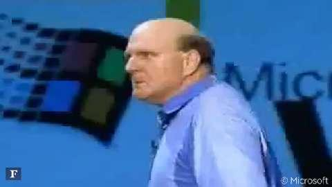 Steve Ballmer's Top 5 Mega-Awesome Antics