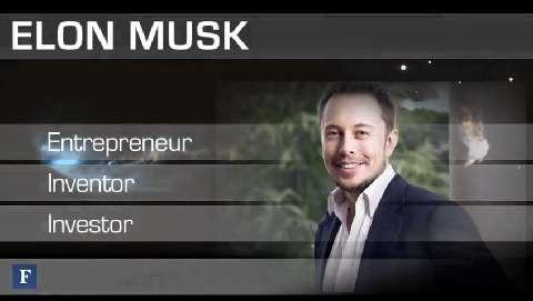Elon Musk: Planes, Trains & Automobiles