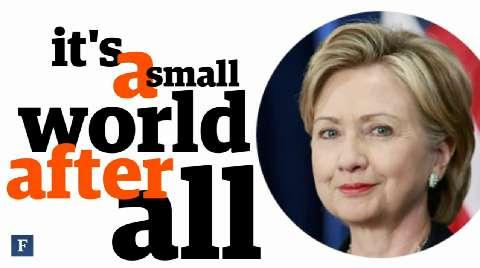 Hillary Clinton's World
