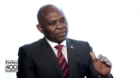 Tony Elumelu Addresses Africa's Gravest Issues