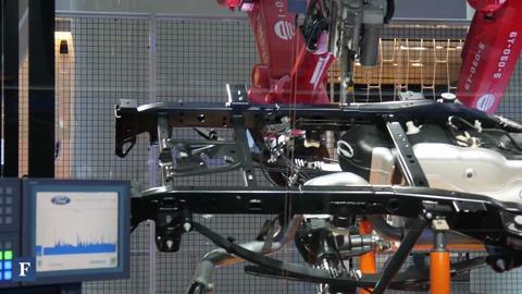 The Robots That Build Your Car