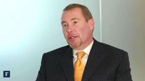 Gundlach: How Low Can Treasury Yields Go?
