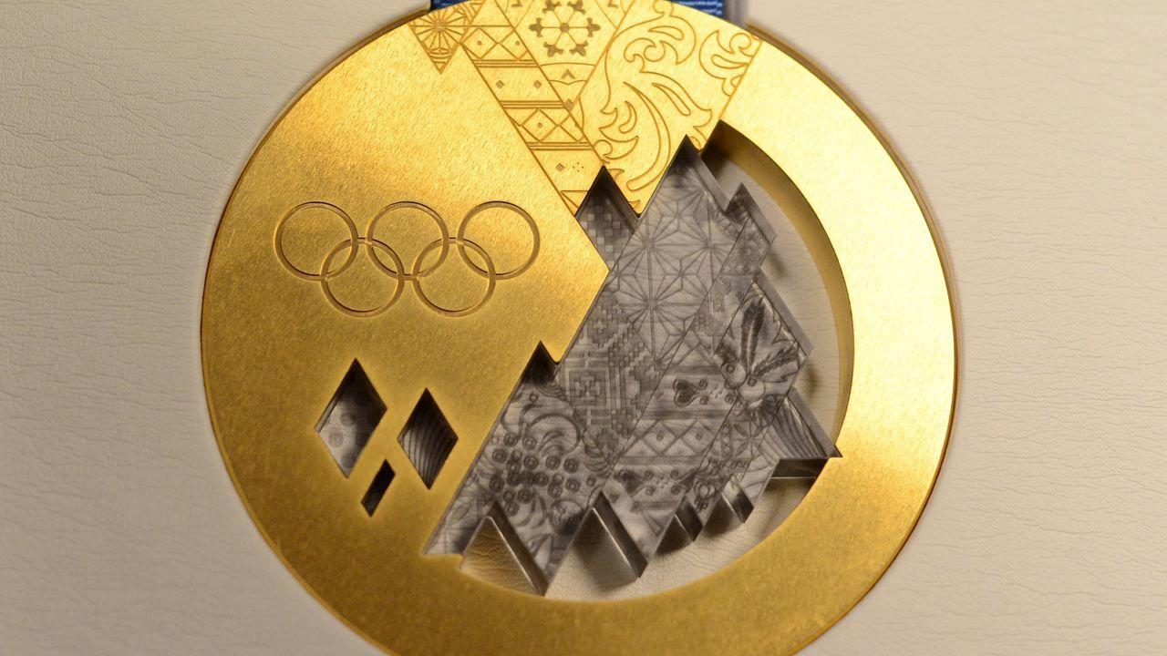 An Olympic Gold Medal: By the Numbers
