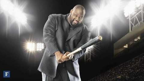 Mo Vaughn's Business Advice: Cut Your Own Checks