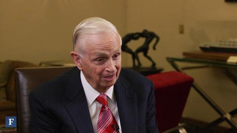 Bill Marriott On The Rise Of Marriott International