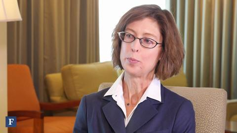 Abigail Johnson On Women In The Finance Field