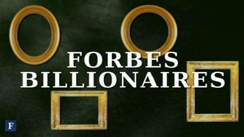 Forbes 2014 Top 10 Billionaire List