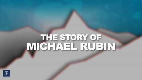 The Story Of Michael Rubin