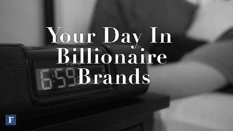 Your Day In Billionaire Brands