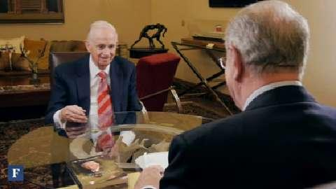 Bill Marriott's Four Most Important Words In Business