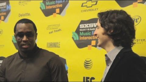 Disruption With Diddy: Highlights From The SXSW Panel