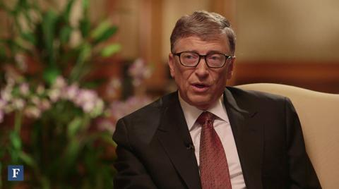 Bill Gates On Transitioning From Microsoft To Philanthropy