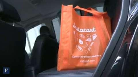 On The Road With Instacart