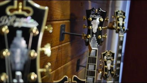 D'Angelico Guitars: An Old Brand Seeks New Life