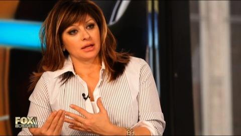 Maria Bartiromo Settles In At Fox Business