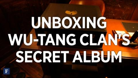 Wu-Tang Clan: The Unboxing