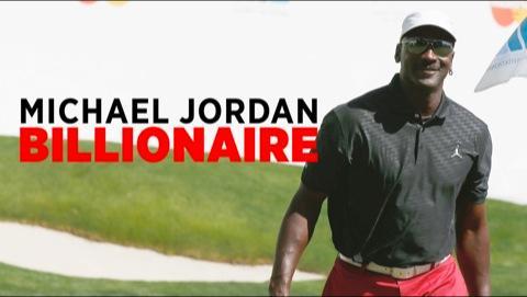 Michael Jordan, Billionaire.