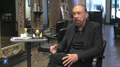 John Paul Dejoria On Why He Became An Entrepreneur
