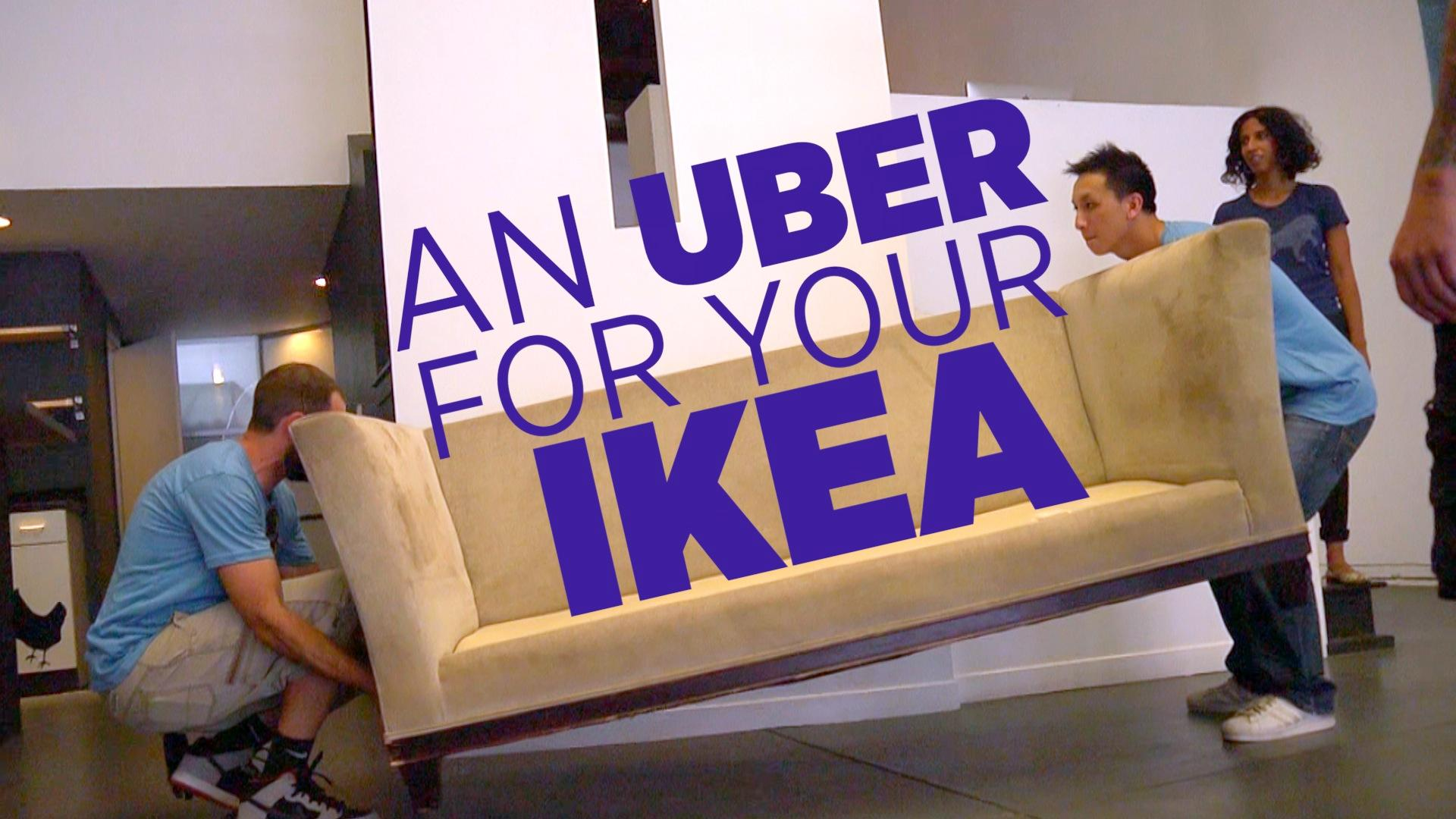 An Uber For Your Ikea