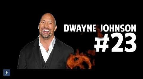 Dwayne Johnson – From The Ring To The Box Office