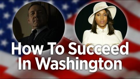How To Succeed In Washington: Celeb 100 Edition