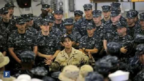 Admiral Michelle Howard: Leading The Navy Into A New Era