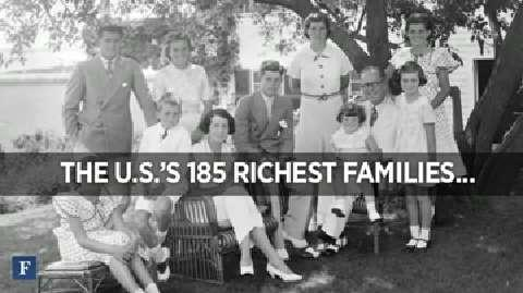 America's Richest Families: The Top 10
