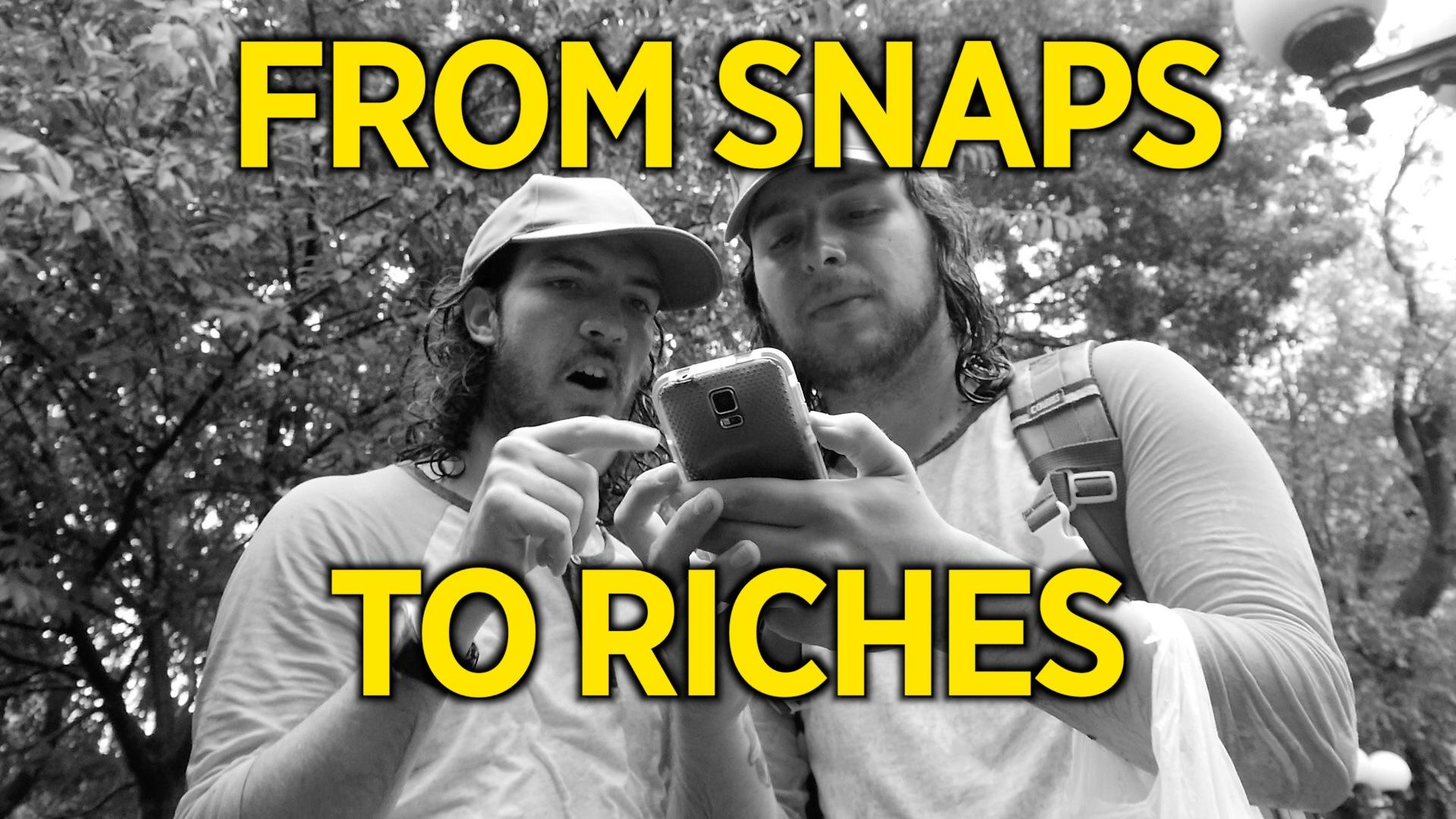 Snaps to Riches: The Career of
