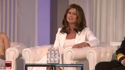 How Modeling Informed Kathy Ireland's Business Acumen