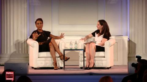 Robin Roberts: Life Is A Journey, Not A Destination